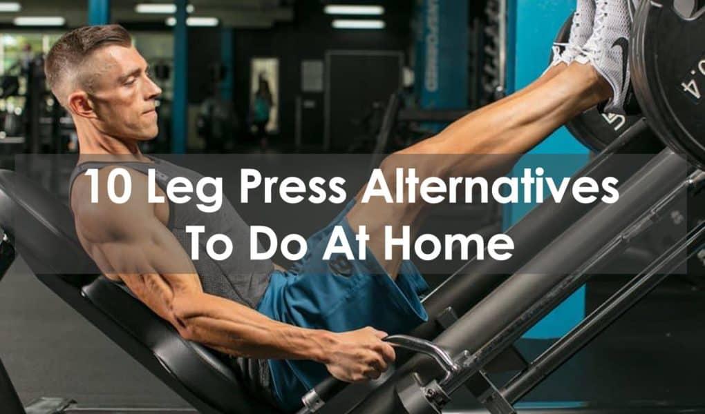 leg press alternatives