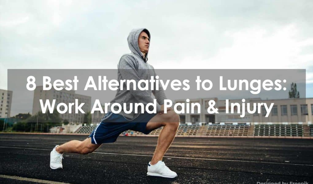 alternatives to lunges