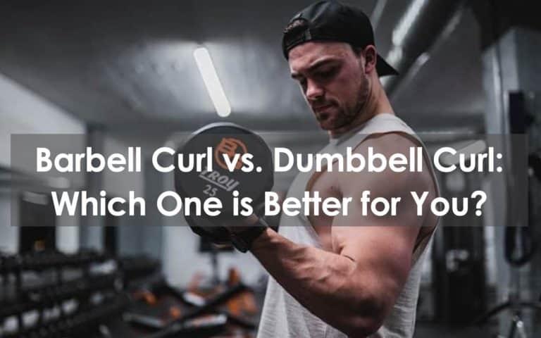 barbell curl vs dumbbell curl