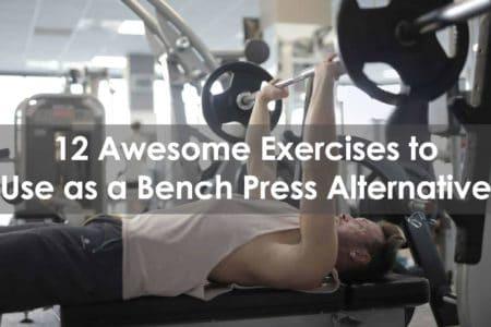 bench press alternative