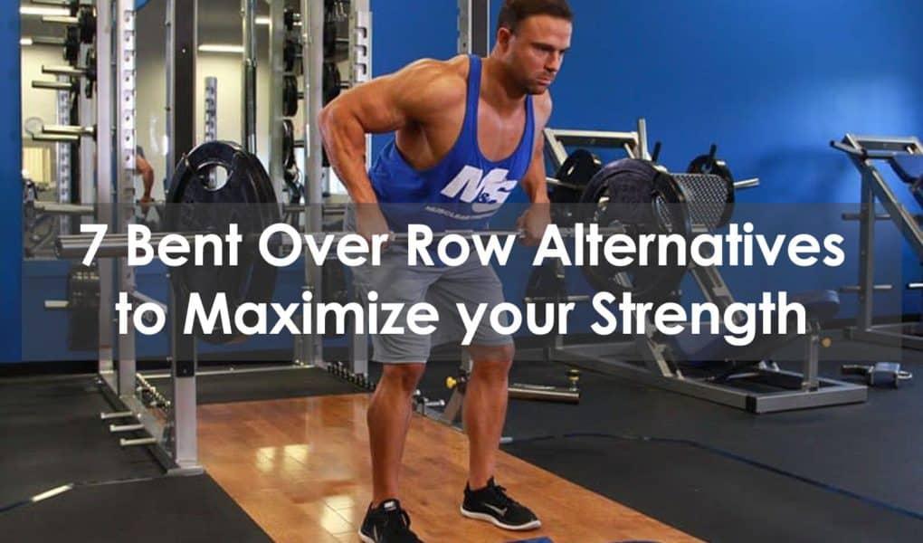 bent over row alternative