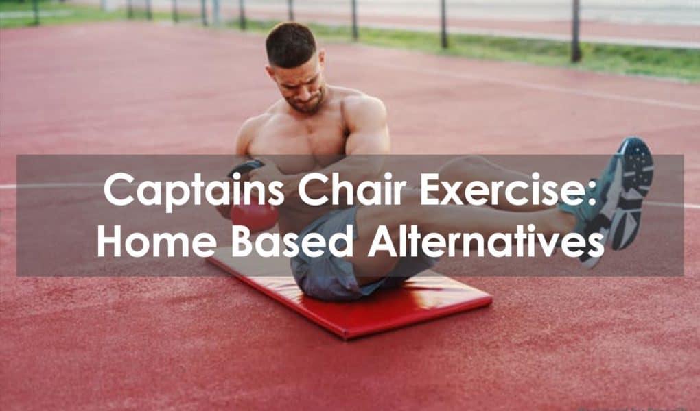 captains chair exercises