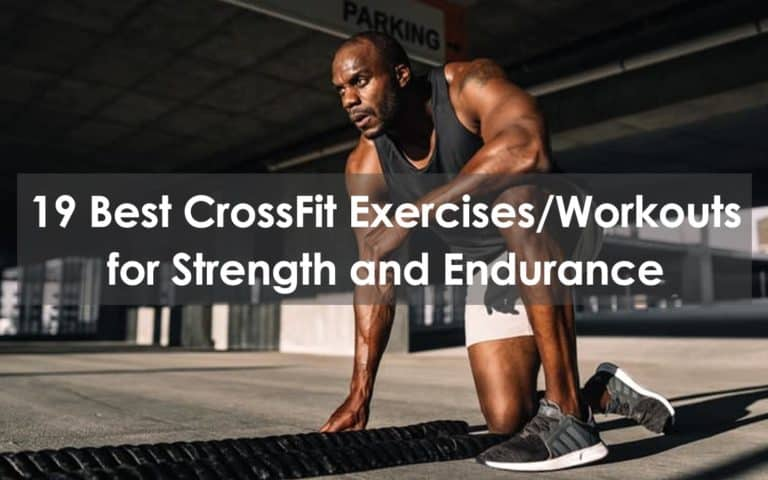 crossfit exercises workouts