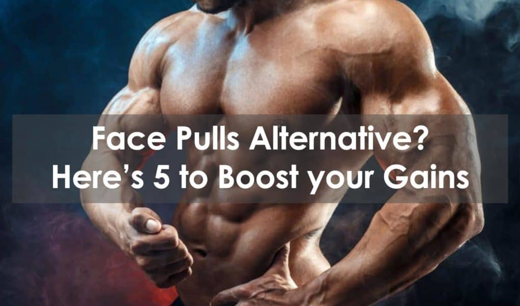 face pulls alternative