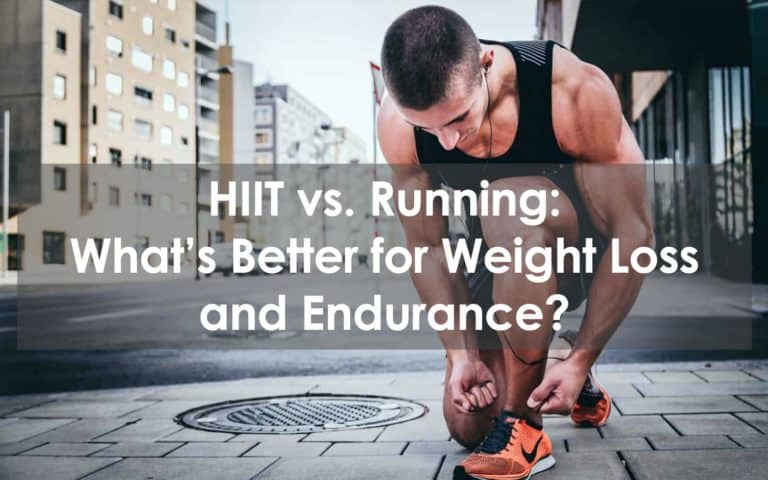 hiit vs running