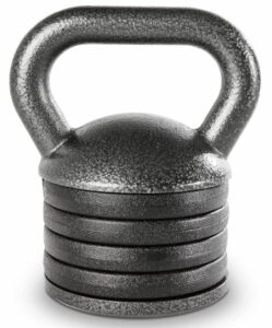 Apex Adjustable Heavy Duty Exercise Kettlebell