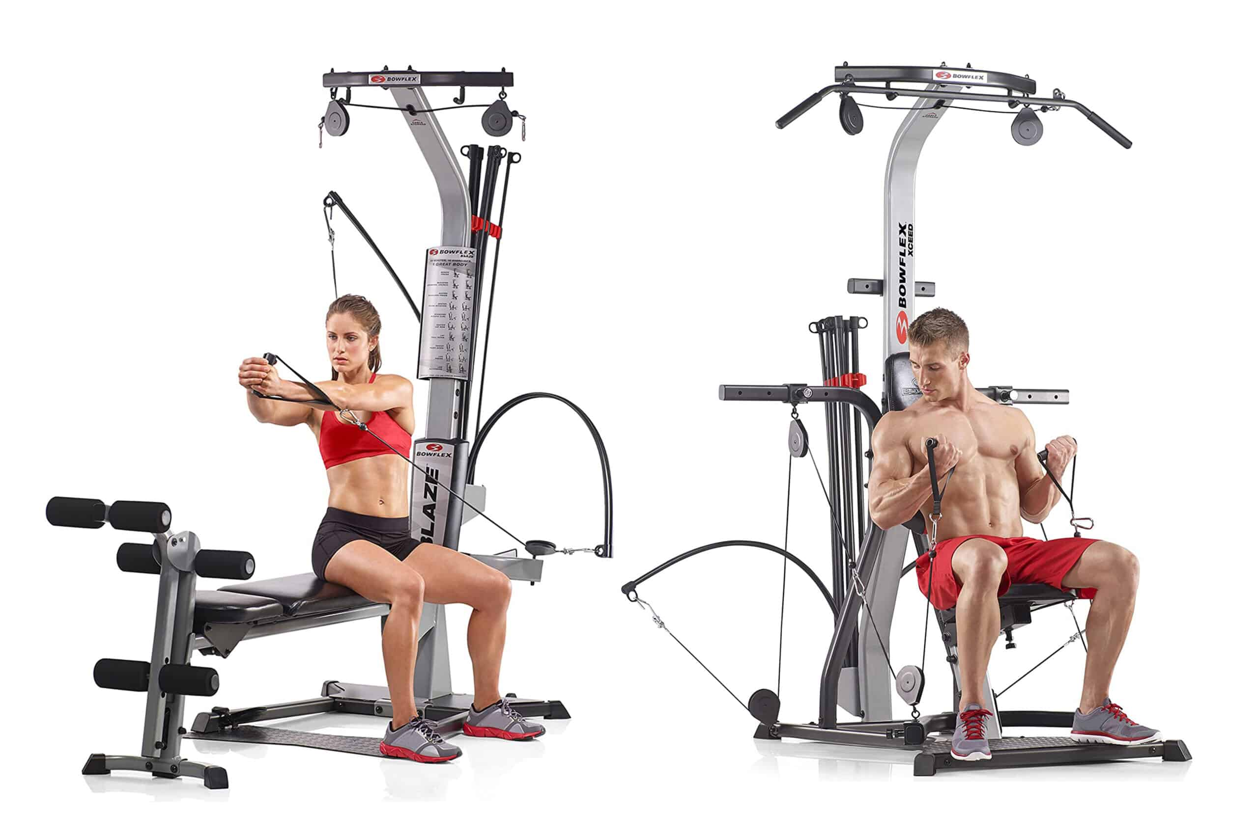 7 Best Bowflex Machines For Your Home Gym