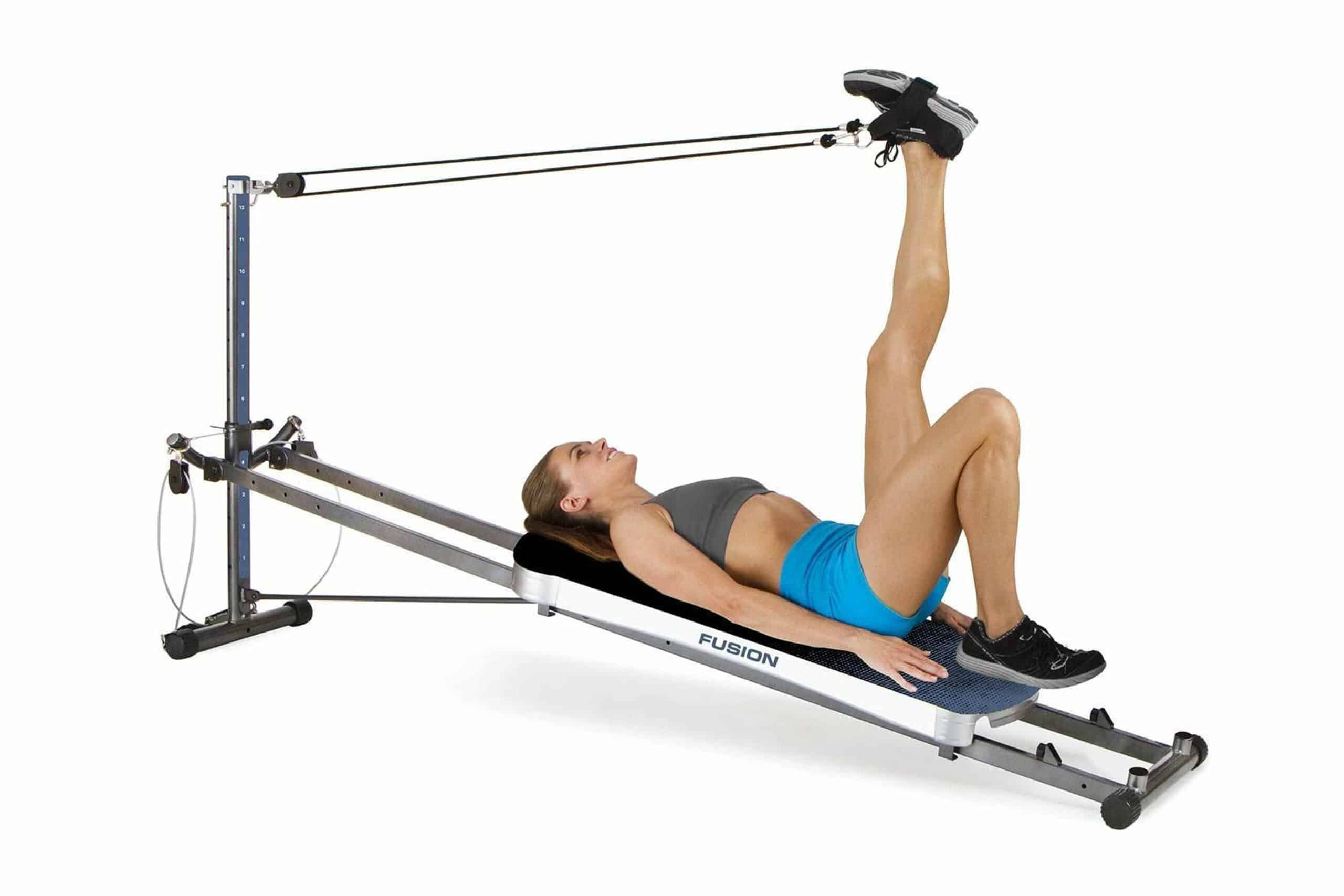 7 Best Total Gyms for Home Use + Buying Guide