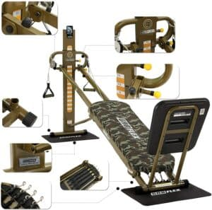 GR8FLEX High-Performance Gym