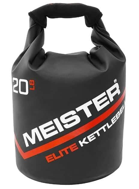 Best Adjustable Kettlebells - Meister Elite Portable Sand Kettlebell