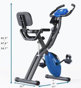 Merax Folding Bike