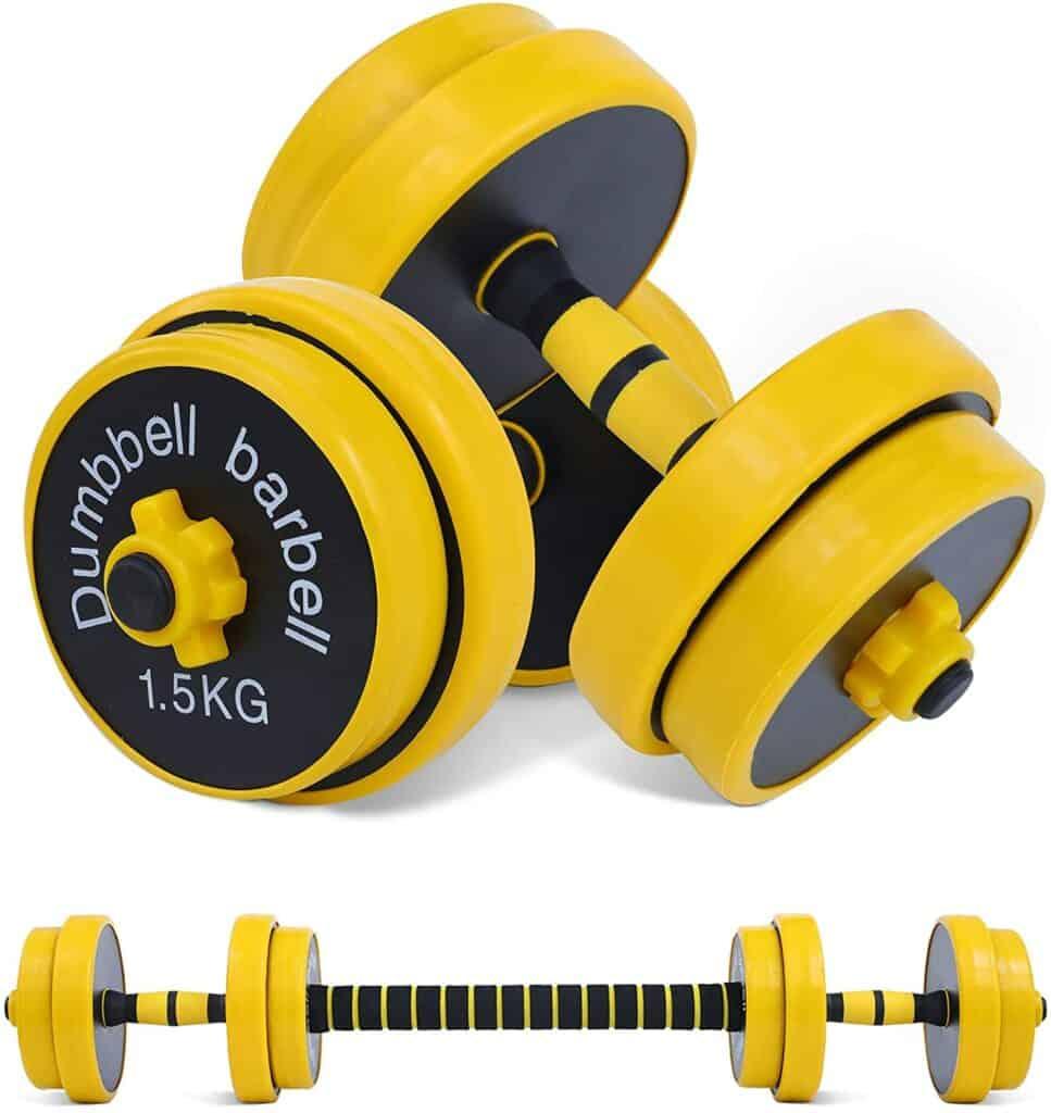 Best Adjustable Dumbbells - Nice C Dumbbells