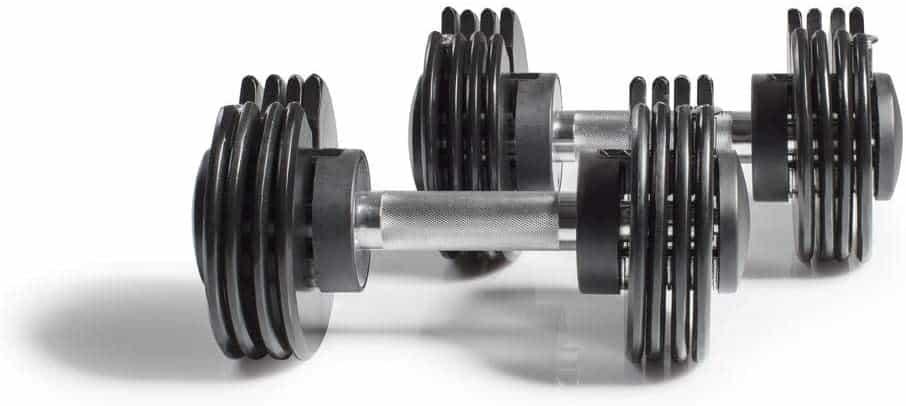 Best Adjustable Dumbbells - Nordic 12.5 lb. Set