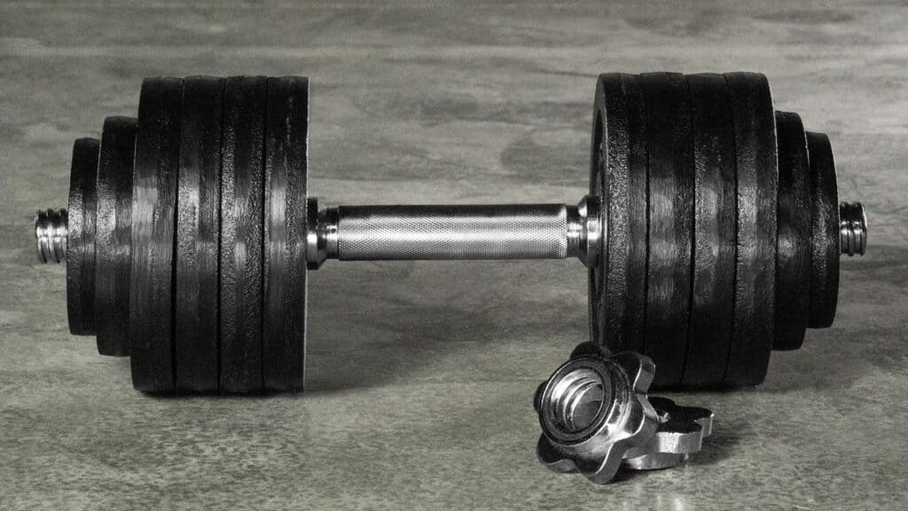 Best Adjustable Dumbbells - REP Fitness Dumbbells