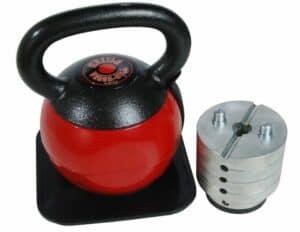 Stamina 36 Pound Adjustable Kettle Versa Bell