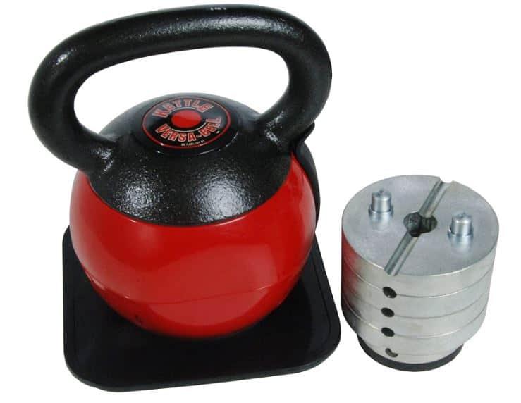 Best Adjustable Kettlebells - Stamina 36lb Kettlebell