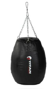 Titan Fitness Power Strike Punching Bag