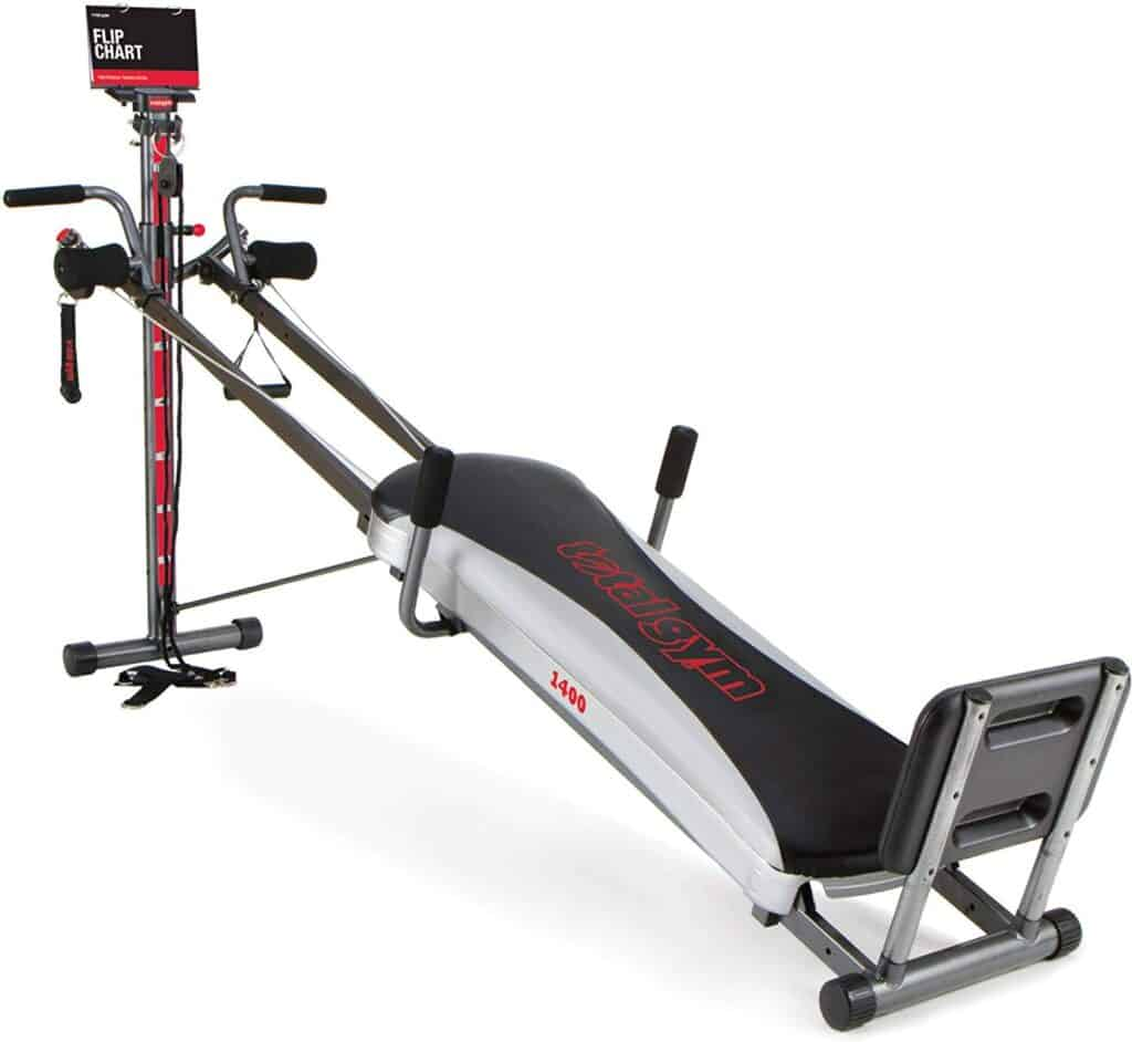 Total Gym 1400 Deluxe