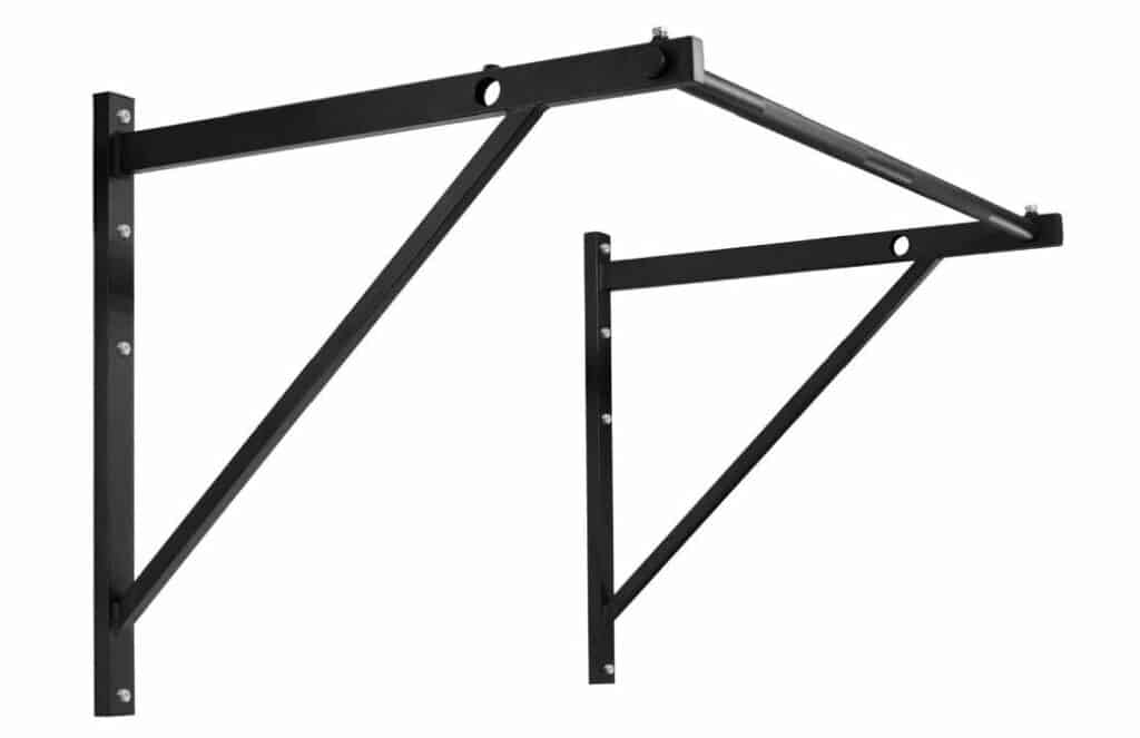 Yes4All-Heavy-Duty-Wall-Mounted-Pull-Up-Bar