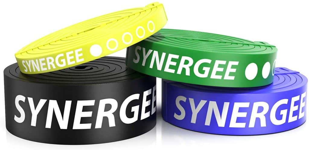 Synergee Pull up Assist Bands