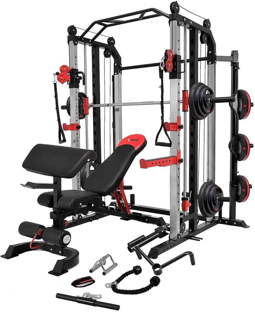 MiM USA Functional Trainer Bench