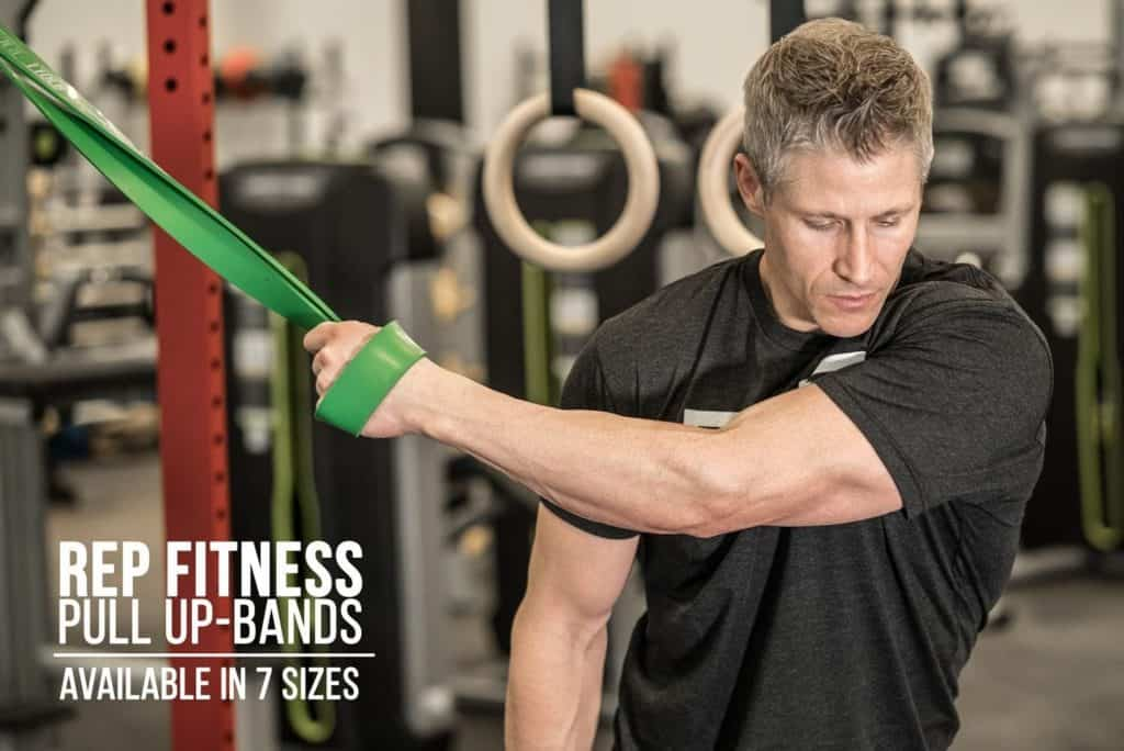 REP Fitness Pull up Assistance Bands