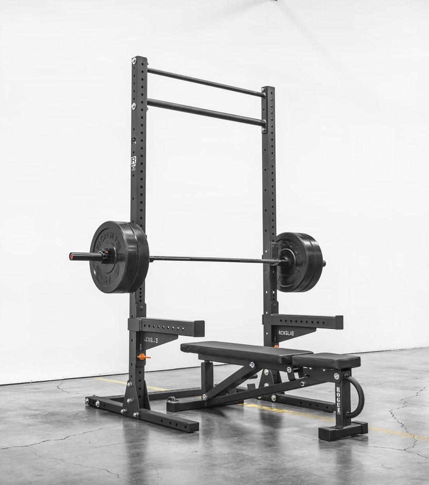 """Rouge SML-2 90"""" Monster Lite Squat Stand"""