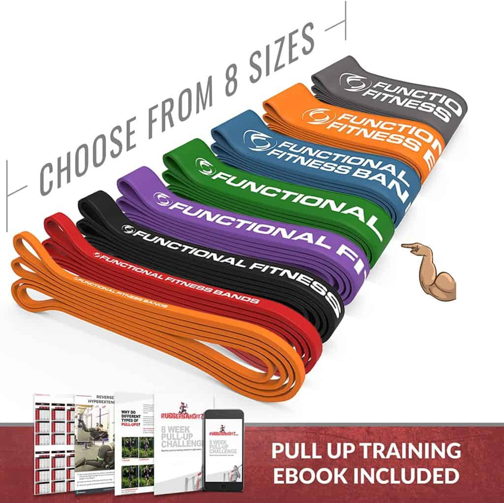 Rubberbanditz Pull Up Assistance Bands