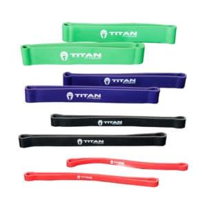 Titan Fitness Loop Resistance Multi-pack