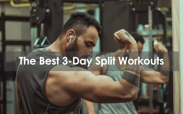 3-day split workouts