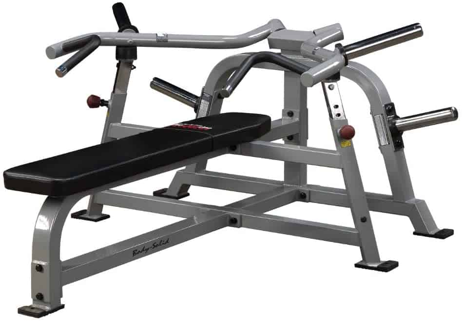 Body-Solid ProClubLine Leverage Weight Bench Press