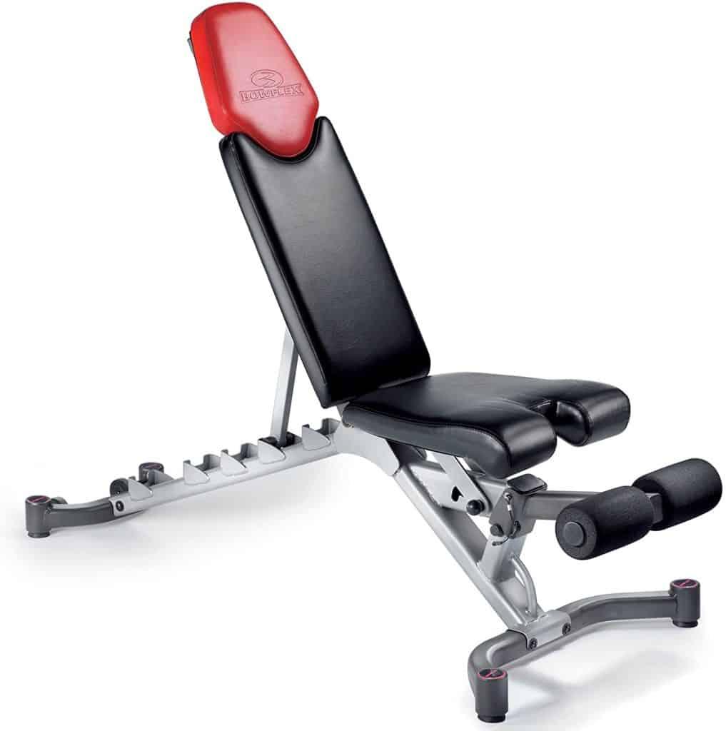 Bowflex SelectTech Adjustable Weight Bench Series