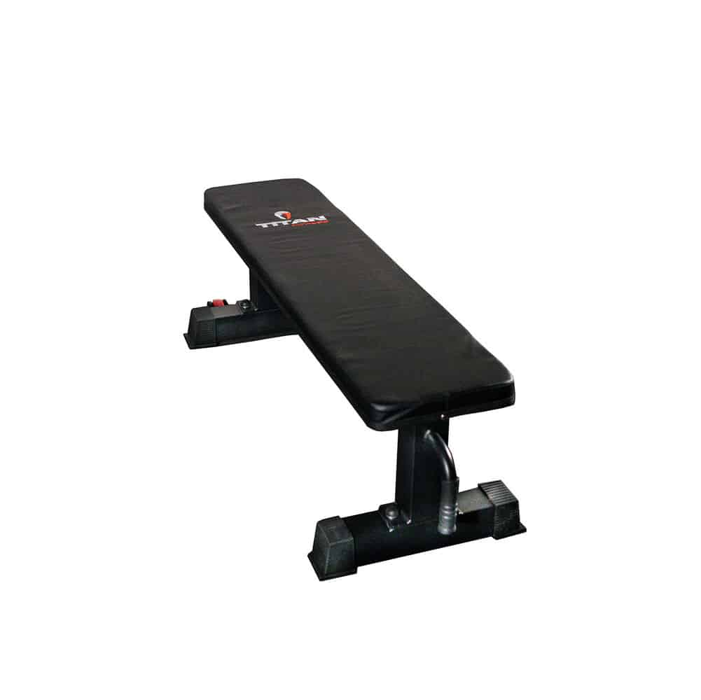 Titan Fitness Flat Weight Bench
