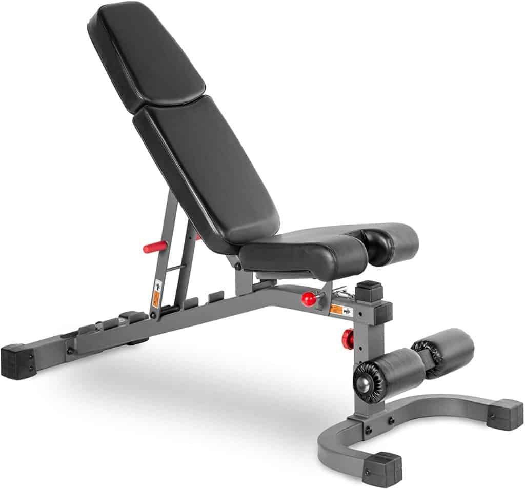 XMark Dumbbell Bench, Adjustable Weight Bench
