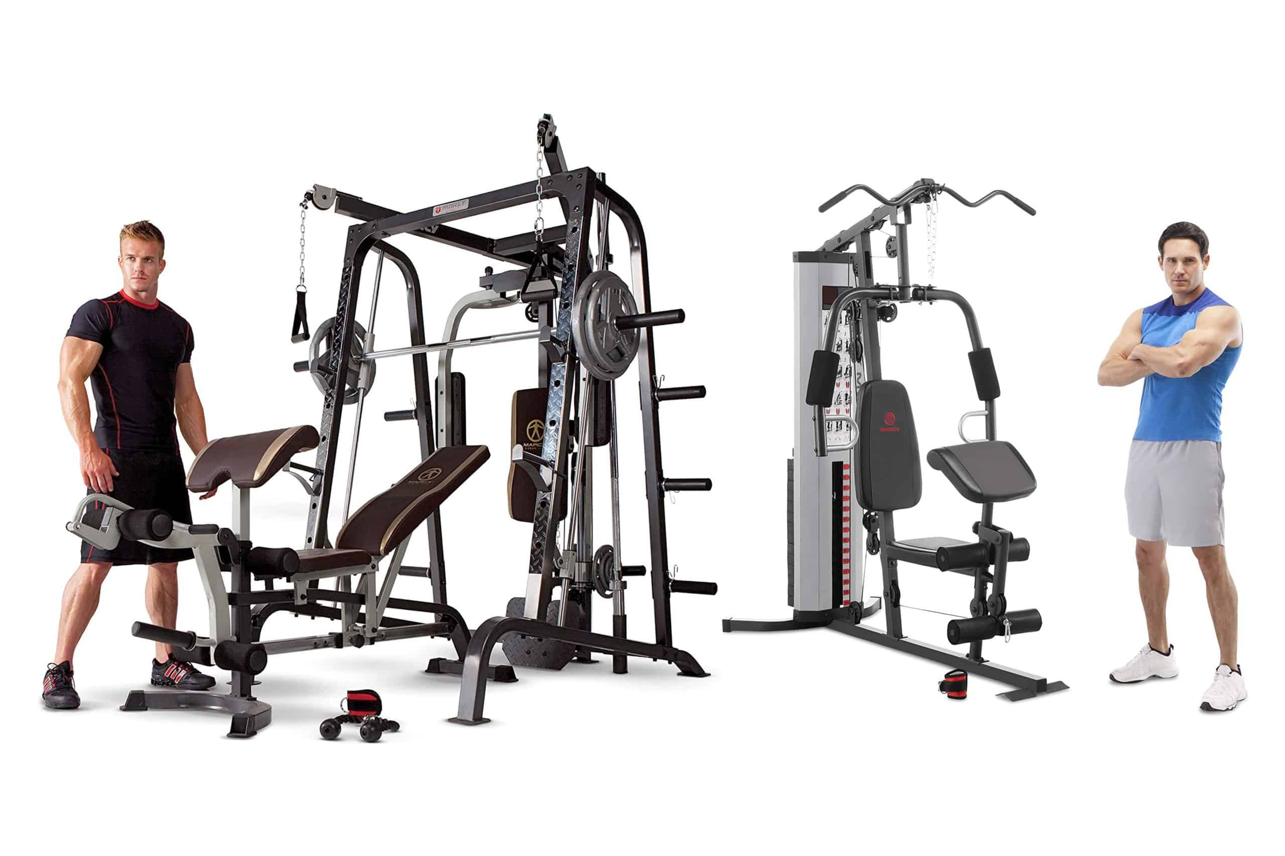 15 Best All-In-One Home Gyms: A Review