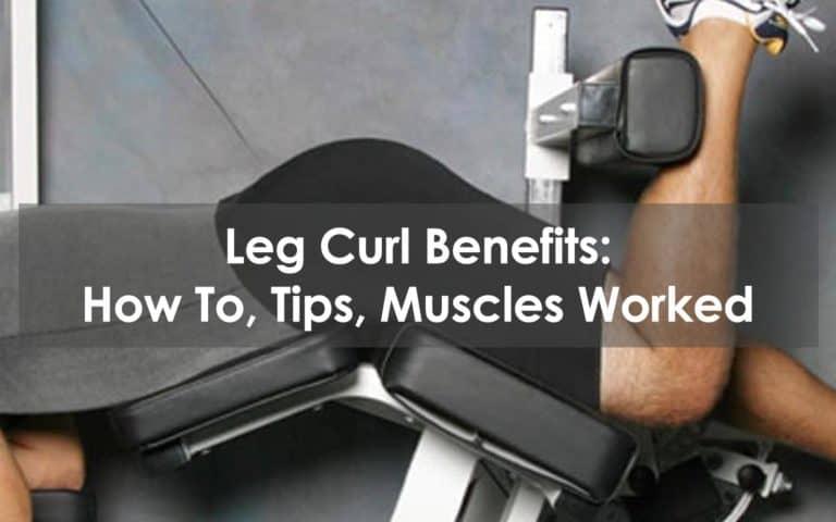 leg curl benefits
