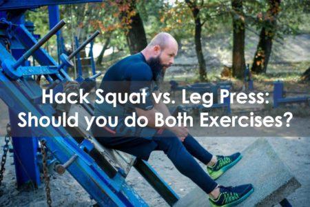 hack squat vs leg press