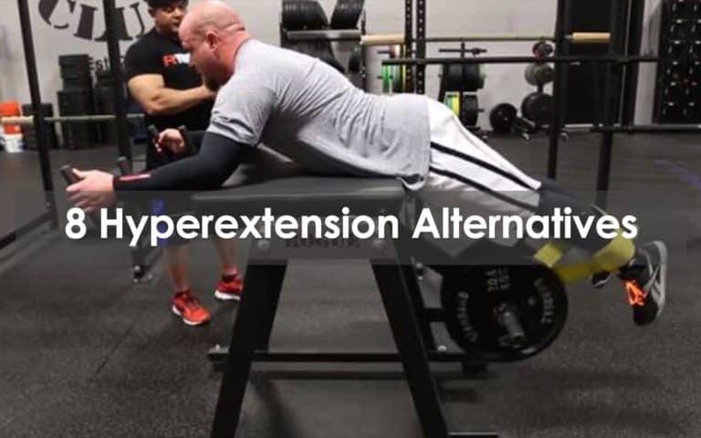 hyperextension alternative