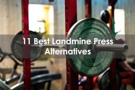 landmine press alternative