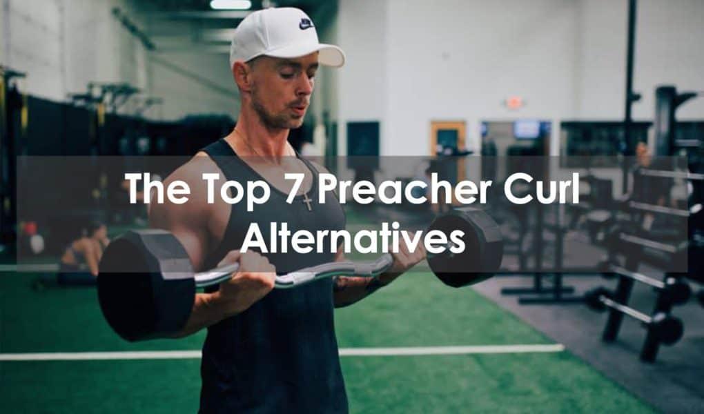 preacher curl alternative