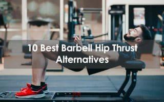 barbell hip thrust alternative