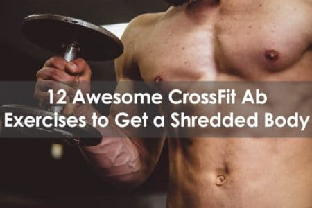 crossfit ab exercises