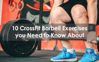 crossfit barbell exercises