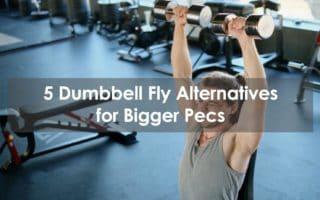 dumbbell fly alternative
