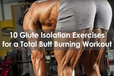glute isolation exercises