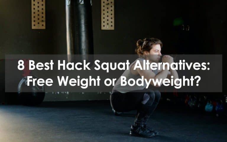hack squat alternative