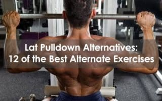 lat pulldown alternative
