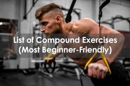 list of compound exercises