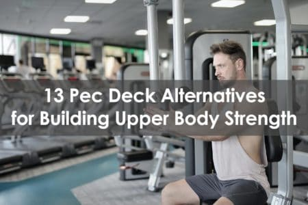 pec deck alternative