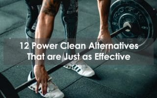 power clean alternative